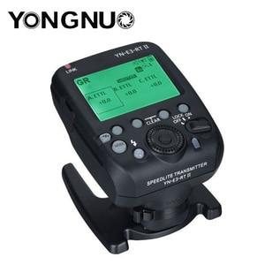 Image 4 - Yongnuo YN E3 RT II YN E3 RT II TTL Radio Flash Trigger Speedlite Transmitter Controller for Canon 600EX RT YONGNUO YN600EX RTII