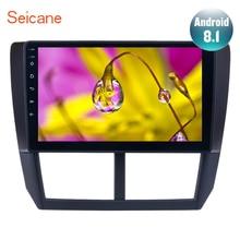 Seicane Android 8,1 9 дюймов, автомобильный, мультимедийный плеер для 2008 2009 2010 2011 2012 Subaru Forester Поддержка камеры заднего вида DVR TPMS
