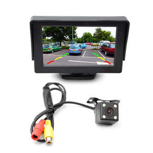 2In1 Car Parking System Kit 4.