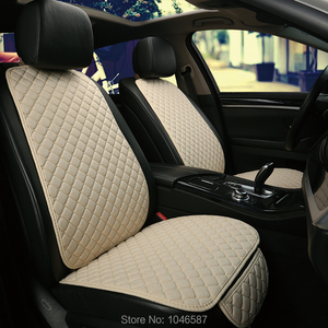Image 4 - Car seat cushions Car Seat Protector Automobile Seat Cushion Pad Mat for Auto Front Car Styling Interior Accessories Seat Covers