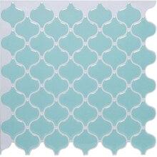 Vividtiles Factory Outlet Cheap Vinyl Decor Sticker Peel and Stick Lantern Mosaic Wall Tiles - 1 Sheet