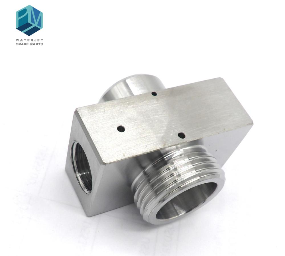 US $90 0  waterjet parts flow on/off valve body for cutting head NO 048198  1 on Aliexpress com   Alibaba Group
