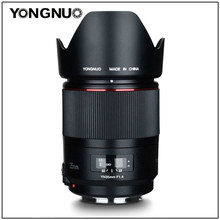 YONGNUO YN35MM F1.4 объектив Стандартный Широкий формат объектив для Canon яркий диафрагма премьер DSLR Камера объектив для 600D 60D 500D 400D 5D II