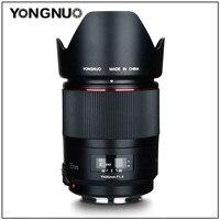 YONGNUO YN35MM F1.4 Lens Standard Wide Angle Lens for Canon Bright Aperture Prime DSLR Camera Lens for 600D 60D 500D 400D 5D II