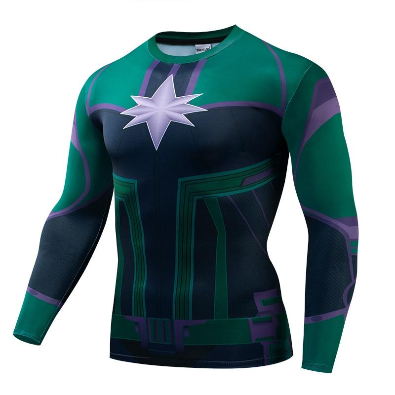 New  DC Superhero Movie cosplay 3D cycling jersey T-Shirt Mens