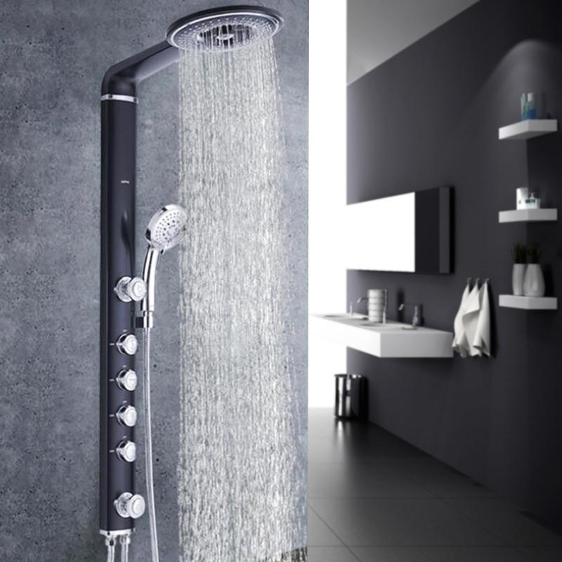 bath shower faucets set bathroom wall mount faucet mixer