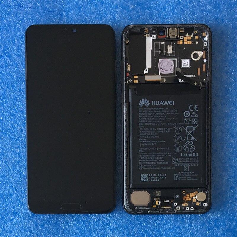 Moldura LCD Original Para 6.1