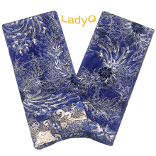 Elegant African Lace Fabric 2018 High Quality Lace Velvet 5 Yard Nigerian Aso Ebi French Lace Royal Blue Cord Tulle Lace Fabric new 400 600ml 3 color solid plastic spray cool summer sport water bottle portable climbing outdoor bike shaker my water bottles