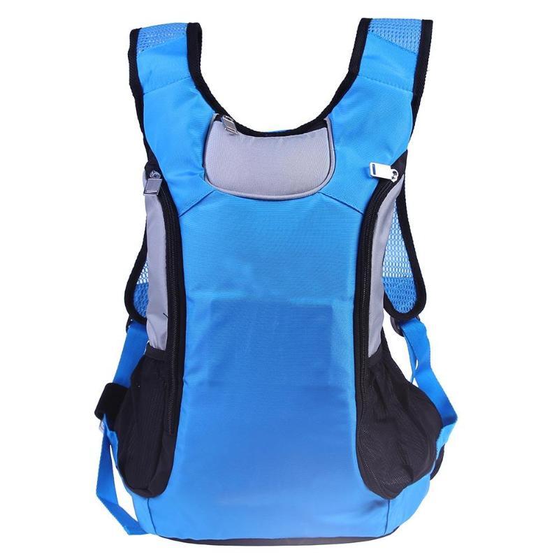 Extérieur cyclisme alpinisme sac à dos sac vélo sport sac à dos bleu