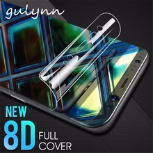 8D Full Cover Soft Hydrogel Film For Samsung Galaxy Note 8 9 S8 S9 Plus Screen Protector S7 S6 Edge Not Glass