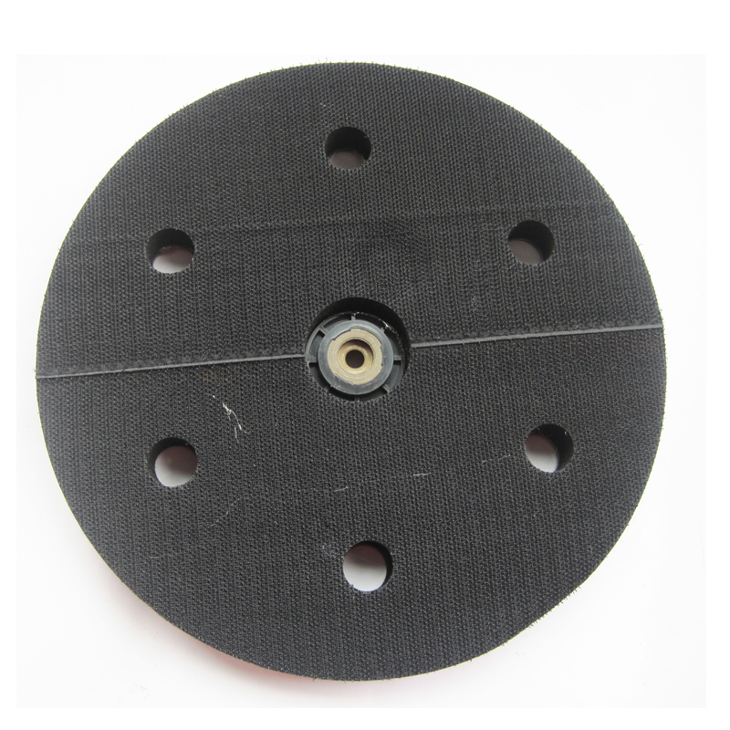hook and loop 8 hole 8 hole; 210mm Backup Pad with 11mm Flat and replacement for sander,Automotive,Restoratio