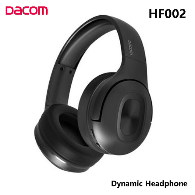 Dacom Wireless Bluetooth Headphone Foldable Portable Headset Dynamic Earphone With Mic for Phone Wired Switch Headphone