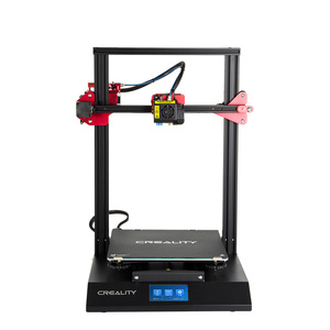 Image 5 - CREALITY 3D CR 10S Pro Auto Leveling Sensor Printer 4.3inch Touch LCD Resume Printing Filament Detection Funtion MeanWell Power