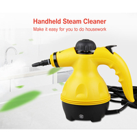 Multi Purpose Pressurized Handheld Electric Steam Cleaner Portable Household Cleaner All In One Sanitizer Kitchen Carpet EU Plug