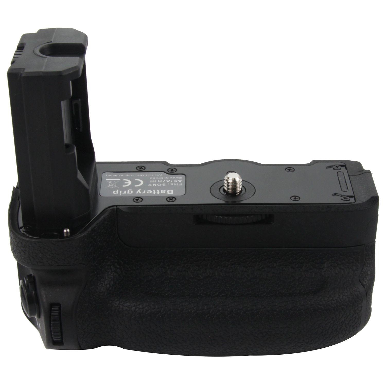 Vertical Multiples Fonction VGC3EM batterie grip pour Sony A9 A7RIII a7r3 peut contenir NP-FZ100 batterie