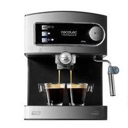 Cecotec Power 20 Cafetera Espresso Automatica, Negra