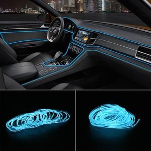 LEEPEE 5m Car Interior Decorat