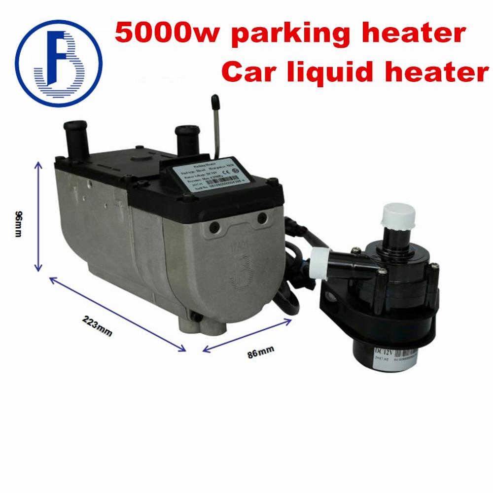 Liquid Parking Heater 5kW 12V Diesel for truck bus etc similar to Eberspaecher not Eberspaecher heater