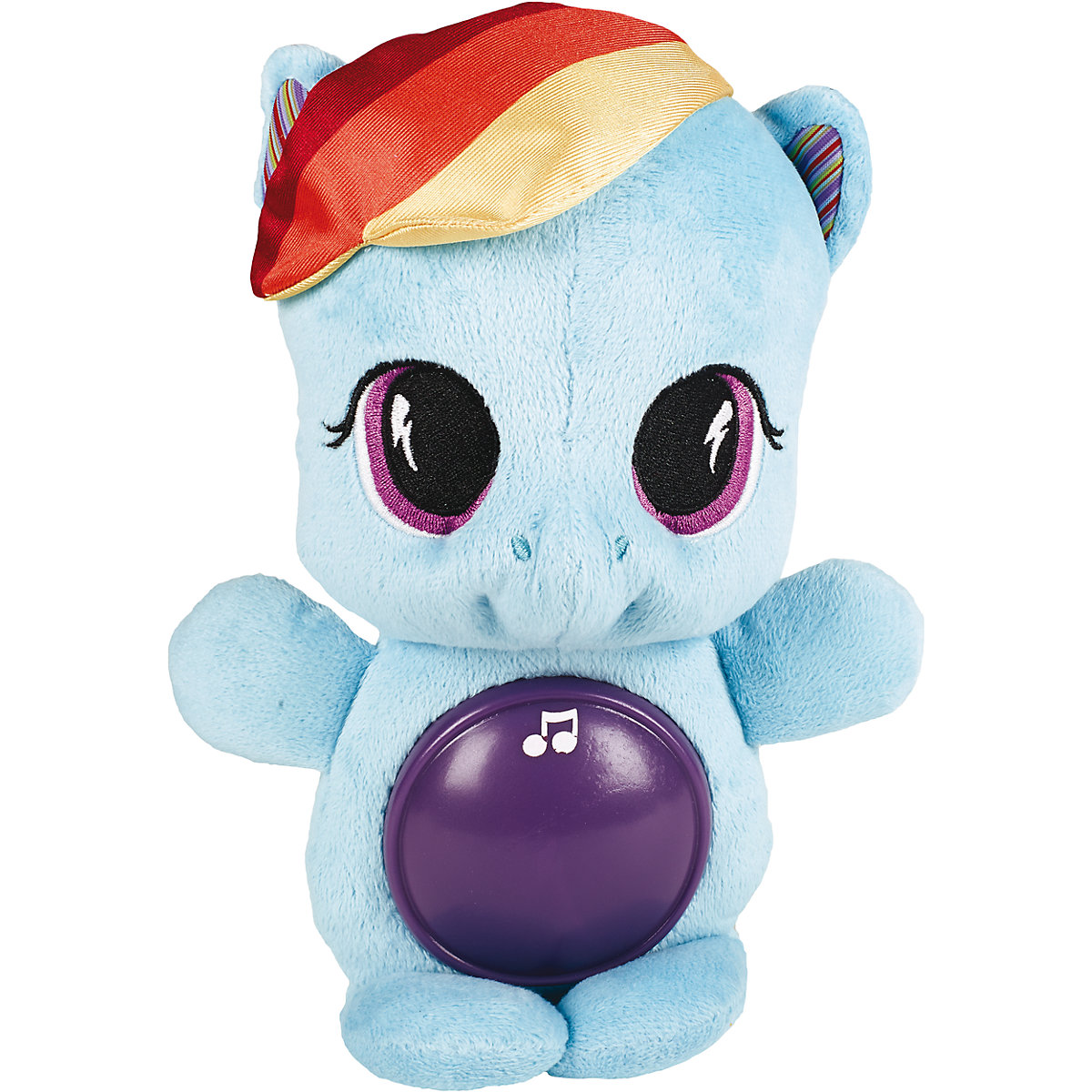 HASBRO Stuffed & Plush Animals 4252295 Childrens Toys Pets Unicorn Toy For Sleeping My Little Pony MTpromo