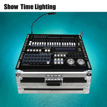 Promotion Super Pro 512 DMX Controller flycase packag Stage light DMX Master console flight box use for led par beam moving head promotion factory outlets 5pcs lot wireless dmx 512 controller transmitter