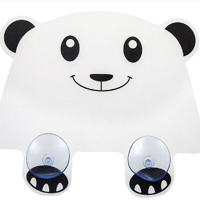 Vivid Panda Plastic Water Baffle Kitchen Sucker Water Splash Guards Protector Contra