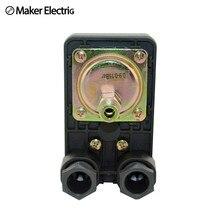 Горячая Распродажа, Фабричный MK-WPPS22 контроллер водяного насоса, фазовый усилитель, воздушный компрессор, Женская резьба, электрический переключатель давления воды