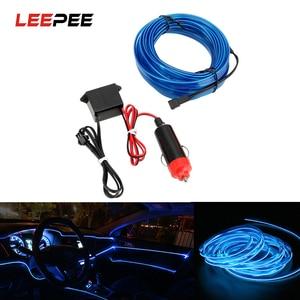 LEEPEE 5m Auto Lamps Decorativ