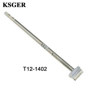 Image 5 - KSGER T12 1401 1402 1403 STM32 OLED/LED Soldering Station DIY Welding Tip Soldering Iron For FX951 Hand8S Melt Tin Repair Tools