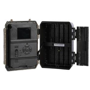 Image 3 - 4.0CG приложение удаленные противоскользящие камеры 110 градусов широкоугольный объектив беспроводные лесные камеры 57 шт Невидимый ИК светодиодный 4G скрытые камеры