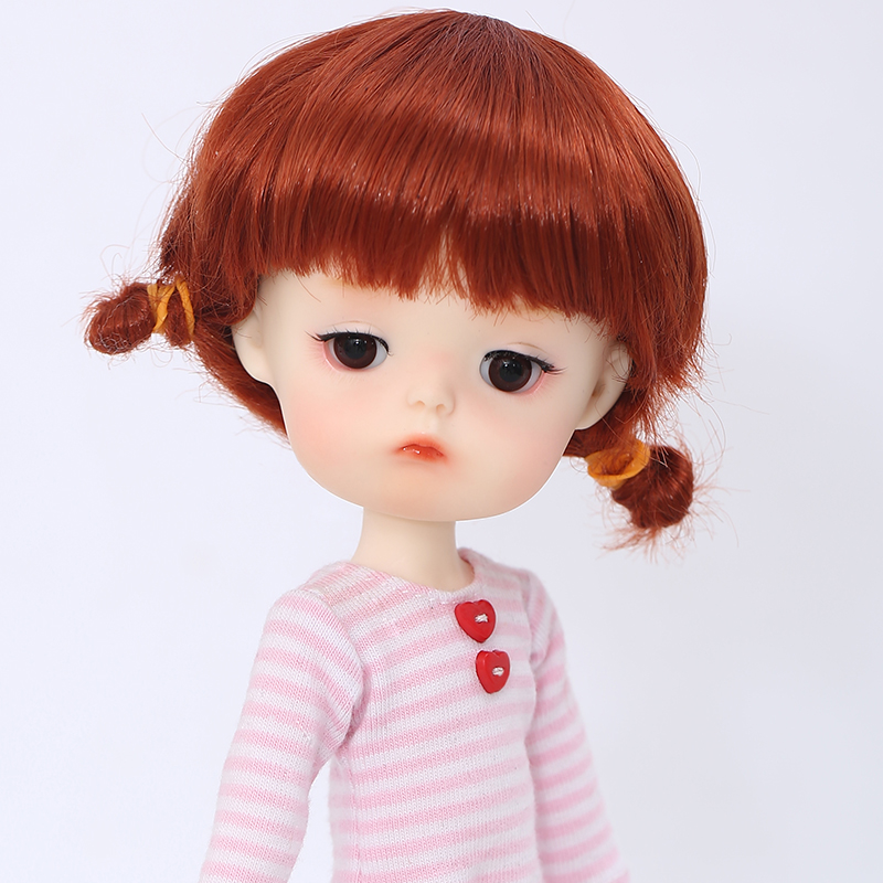 BJD Dolls Mong Secretdoll Fullset Suit 1/8 Adorable Cutie Sleeping Open EyesBJD Dolls Mong Secretdoll Fullset Suit 1/8 Adorable Cutie Sleeping Open Eyes