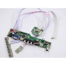 For 30pin LP156WHB-TPB1/TPA2 1366X768 monitor TV56 HDMI VGA LCD LED EDP Controller  board display