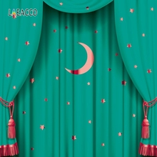 Laeacco Stage Curtain Stars Birthday Party Backdrop Photography Backgrounds Customized Photographic Backdrops For Photo Studio