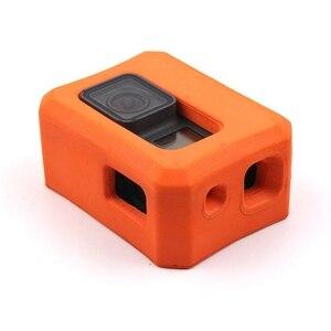 Image 4 - EVA étui de protection pour Gopro Hero 7/6/5 eau flottante Action Sport caméra accessoires flotteur pour nager de haute qualité