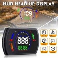 S600 автомобилей HUD Head Up Дисплей соединитель OBD кабель расход топлива значок об/мин фотовспышка дисплей датчика сигнализация syetem для грузовик