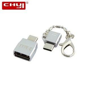 CHYI Type-C Hub High Speed Por