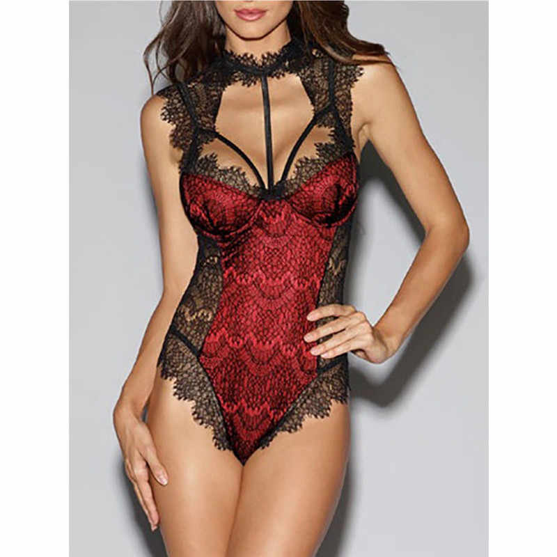 Women Sexy-lingerie Sissy Sexy-girl Dress Lace Sex-Toys Corset G-string Thong