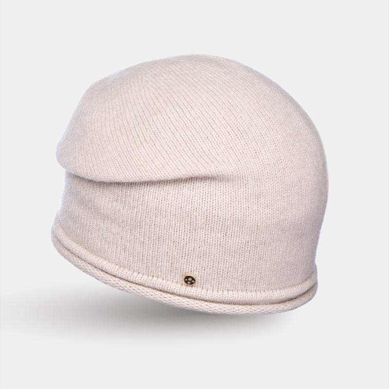 Hat for women Canoe 3442369 DIVINE russian hats for extremely cold fur hat guarantee 100