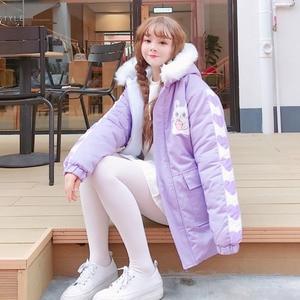 2019 Winter Women Fashion Cute