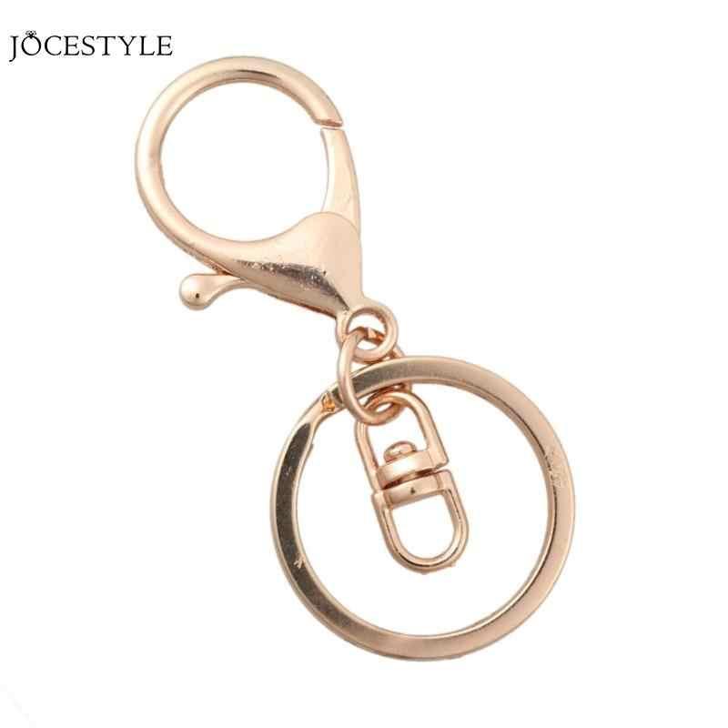 70*30 มม.พวงกุญแจโลหะคลาสสิก DIY กระเป๋าพวงกุญแจตะขอจี้กุ้งก้ามกราม Clasp Hook เครื่องประดับเด็กของขวัญ