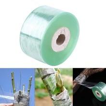 1 рулон/100 м лента для прививки садовая лента инструмент для прививки садовых растений цветок дерево прививка лента 3 Размера поставки
