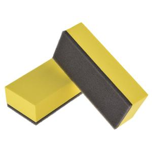 Image 3 - 6Pcs Car Wash Foam Lacquer Coating Sponges Car Maintenance Waxing Sponge For Glass Ceramic Coating Applicator Car Cleaning