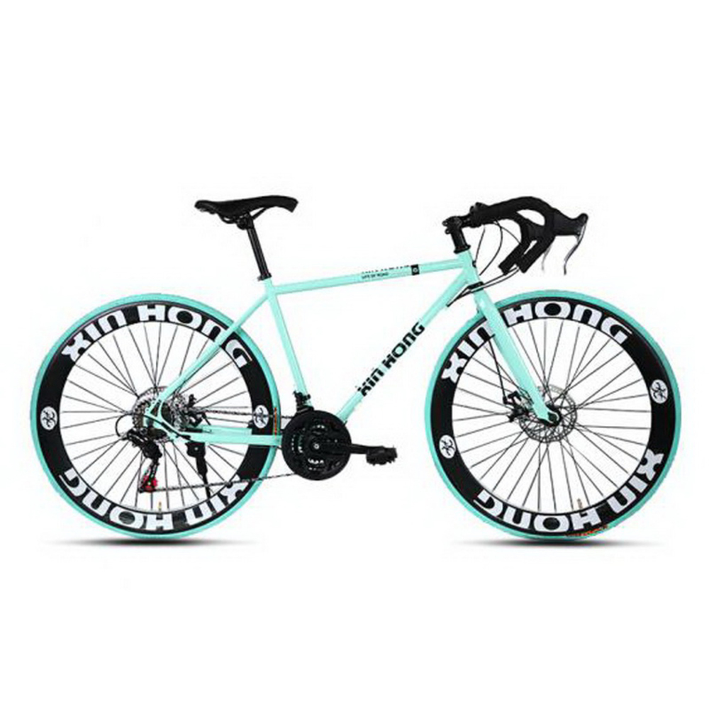 141005/vélo de route/freins à deux disques mâles à 21 vitesses VTT à vitesse variable/vélo étudiant/voiture de course à mort