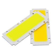 Sumbulbs 92x37mm 30W LED COB Chip for Downlight Floodlight Source 36V LED Matrix Flood Lamp LED