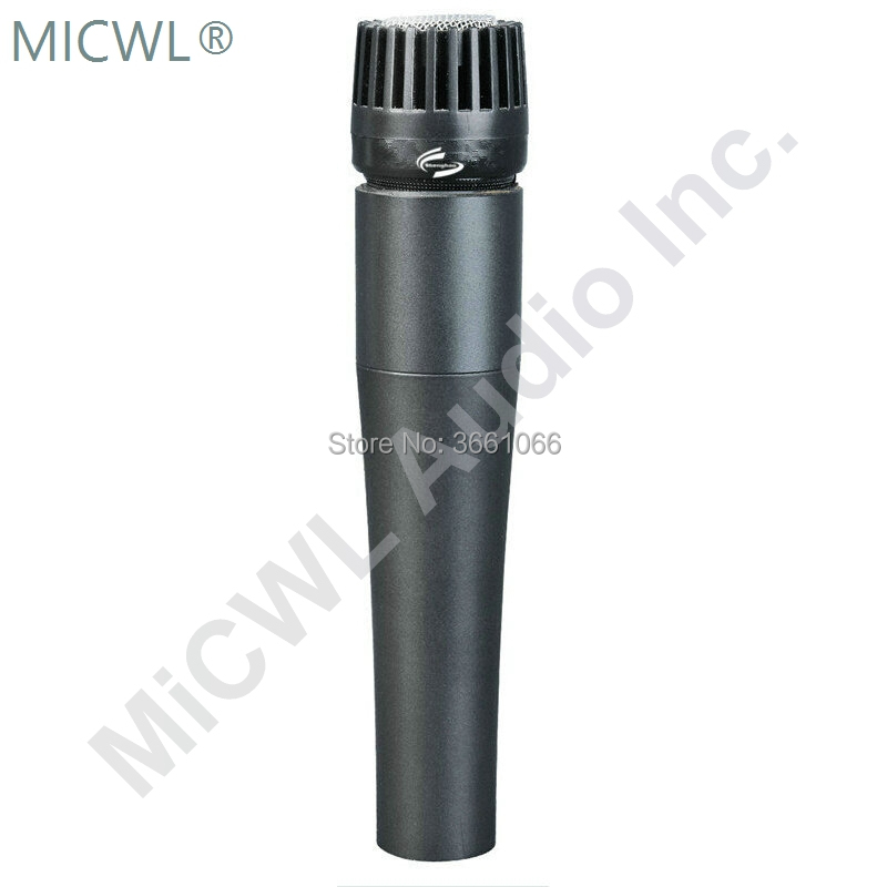 Pro Unidirectional Cardioid Legendary Dynamic Vocal Wired Microphone For SM57 SM 57 57LC PC Handheld Karaoke Mic Mike 3m cable