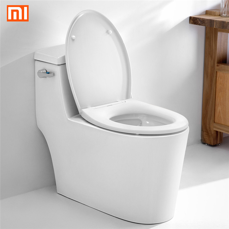 Xiaomi Smart Whale Spout Heating Toilet Seat Cover NTC Temperature Control with Induction Night Light Antibacterial Toilet Seats toilet seat