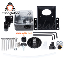 Trianglelab  titan Extruder for desktop FDM 3D printer reprap MK8 J-head bowden free shipping for ANET MK8 i3 ender 3 3 d printer accessory reprap megatronics v2 0 main control board top quality free shipping