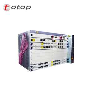 Image 1 - 10G OLT Huawei MA5683T GPON OLT Chassis with 2xSCUN + 2xPRTE + 2x X2CS + 1xGPFD C++ Module 16 ports