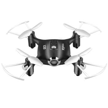 SYMA X20 Mini RC Drone RTF Headless Mode / Altitude Hold / 360 Degree Flip remote control Helicopter RC Flying Toy Kids gift