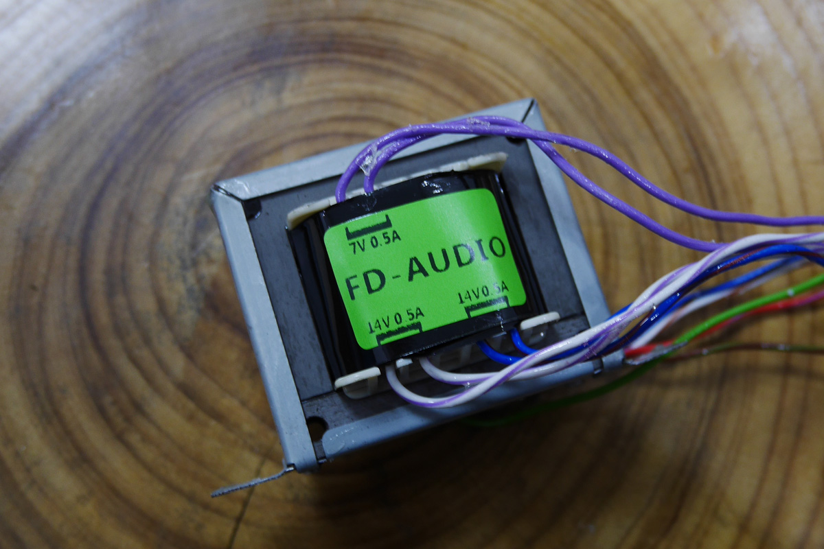 Douane EI Z11 audio transformator 35 W Secundaire 7 V 14 V voor AD1865 r2r DAC-in Versterker van Consumentenelektronica op  Groep 1