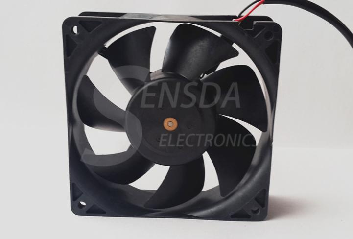 Original NIDEC 12v 0.77A B34659-57 SNY 12038 120x120x38mm 12cm server inverter axial case cooling fans